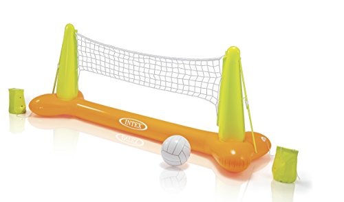 "Intex Pool Volleyball Game  94"" X 25"" X 36""  for Ages 6+"