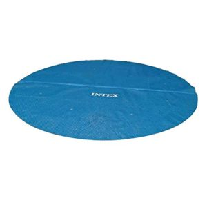 Intex 29025E Solar Cover for 18ft Diameter Easy Set and Frame Pools