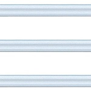Blue Wave 24 Inch Liner Coping Strips   10 Pack Assorted colors