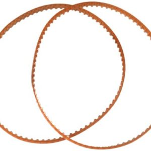 Aquabot 2 Aqua Products 3302 Turbo Swimming Pool Cleaner Drive Belts - PAIR