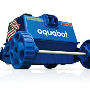 Aquabot APRVJR Pool Rover Junior Robotic Above-Ground Pool Cleaner Color May Vary
