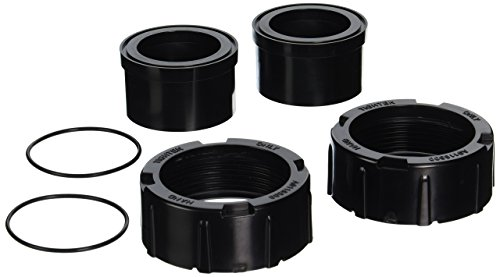 Zodiac R0327301 2-Inch by 2-Inch Tailpiece Replacement Kit for Zodiac Jandy FHPM Flopro Series Pump