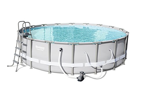 Bestway 56399E Power Steel 18' x 52  Above Ground Pool