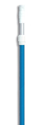 HydroTools by Swimline Anodized Outside Cam Telescopic Pool Pole